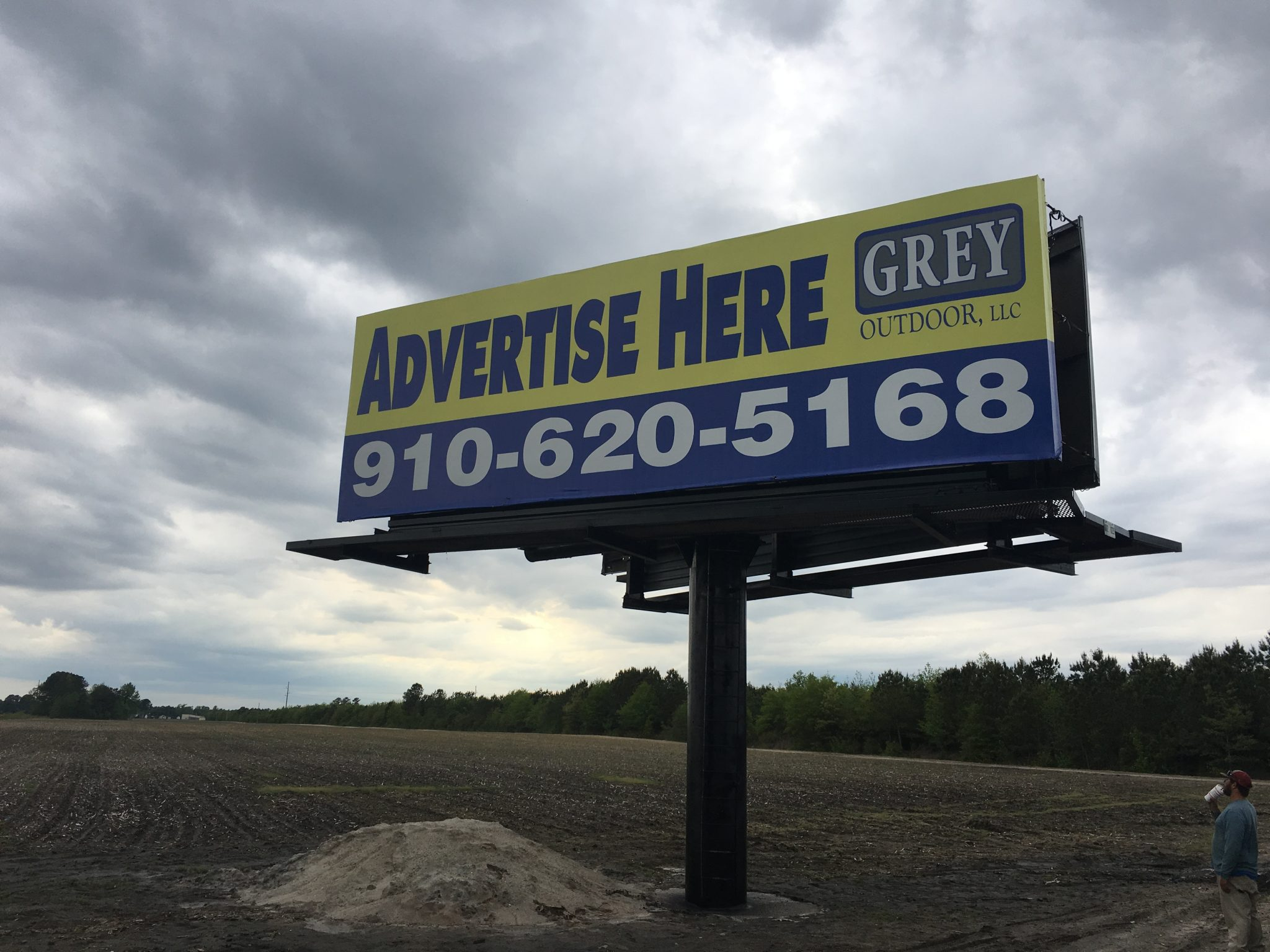 Georgetown SC Billboard Available