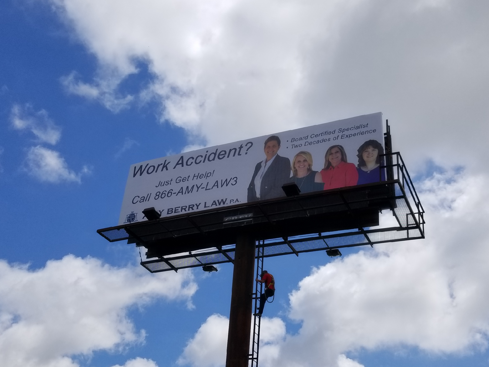 all pro Media Billboard
