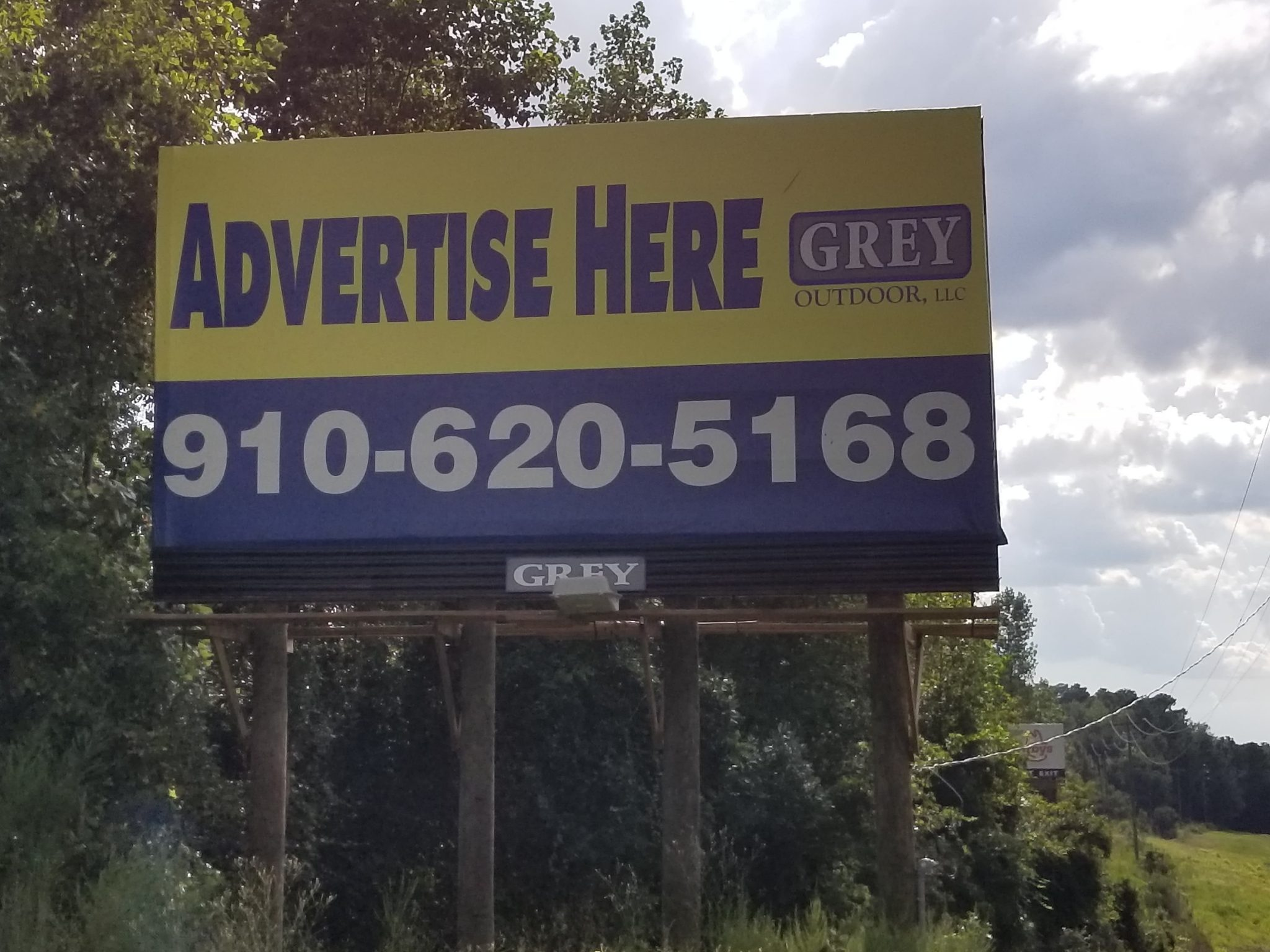 Wilmington NC Billboards