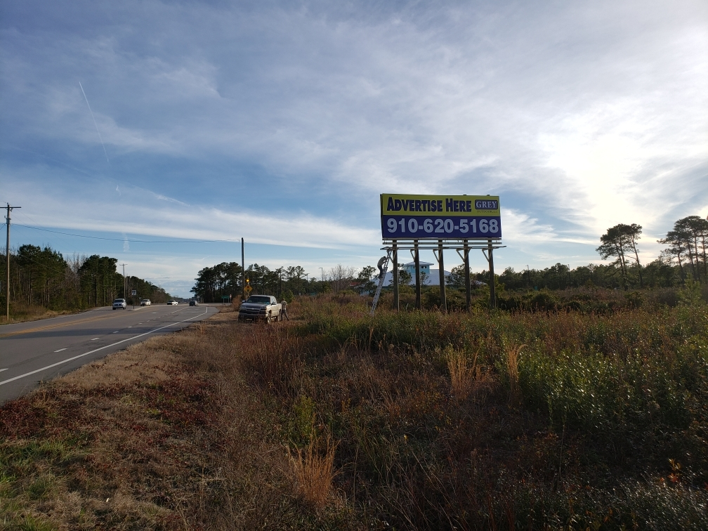 Southport NC Billboards