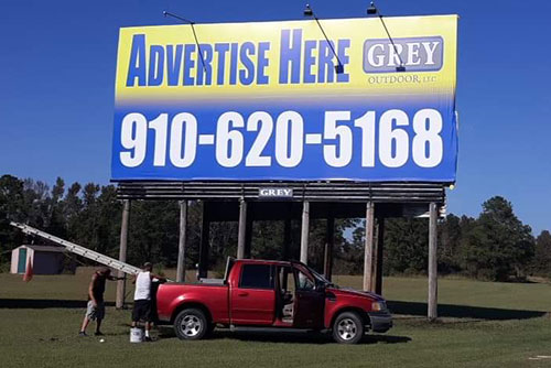 Florence South Carolina Billboards For Rent