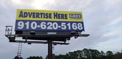 Greenville North Carolina Billboards