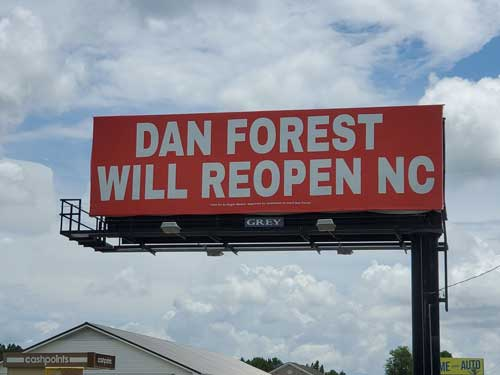 Political Billboards